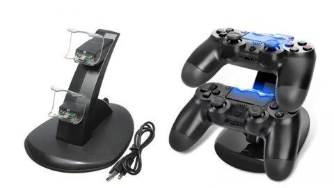playstation ds4 töltő dokkoló