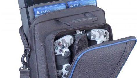 PlayStation 4 Pro hordtáska