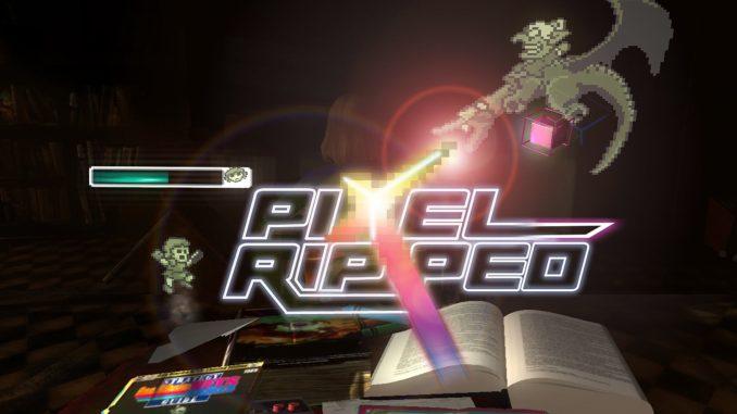 pixel ripped 1989 psvr