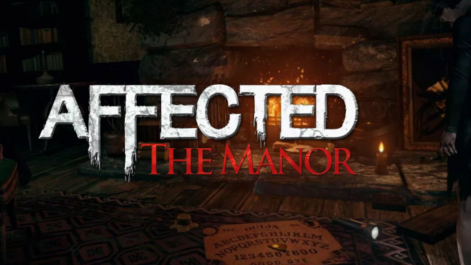 affected the manor psvr